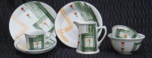 Porcelanas artesanais